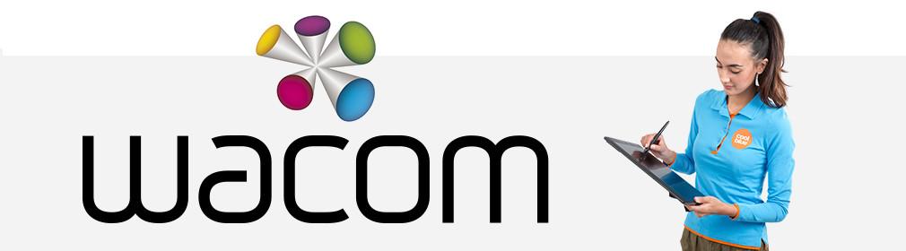 Wacom support hub