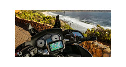 TomTom motorcycle navigation