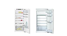 Inbouw kastmodel koelkasten