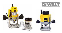 DeWalt freesmachines