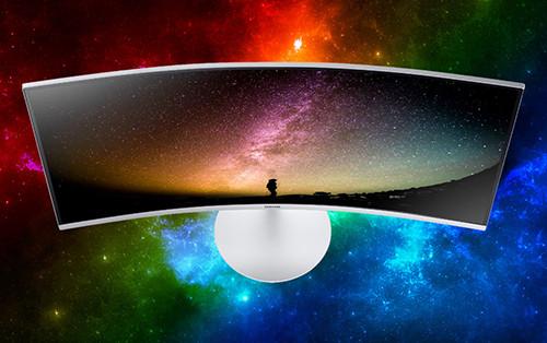 Samsung CF791 Quantum Dot