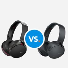 Sony vergelijking