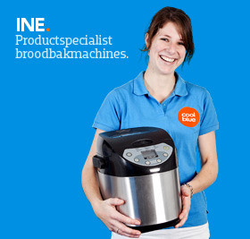 Product specialist bij Broodbakmachinestore.nl