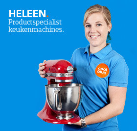 Product specialist bij Keukenmachineshop.nl