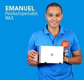 Product specialist bij NAScenter.be