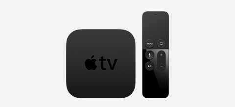 Apple TV uit de doos