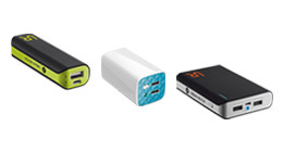 iPhone powerbanks