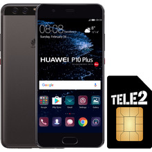 Huawei P10 Plus Tele2