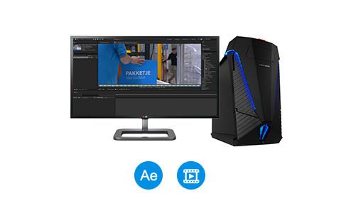 Desktop videobewerking