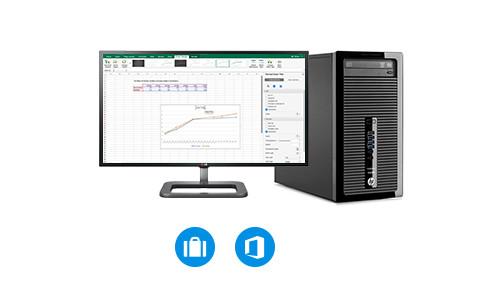 Desktop zakelijk