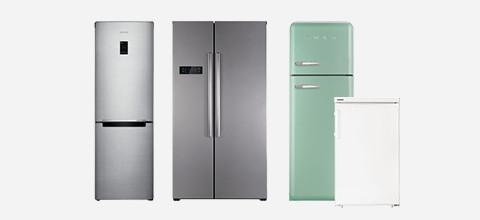 Bekijk alle koelkasten