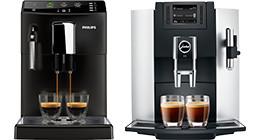 Volautomatische espressomachines