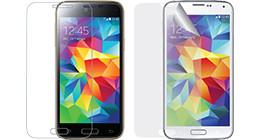Samsung Galaxy S5 / S5 Plus / S5 Neo screenprotectors