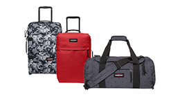 Eastpak travel bags