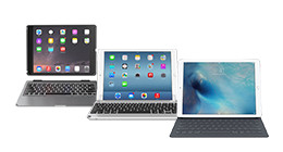 iPad covers with keyboard