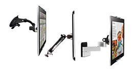 Samsung tablet autohouders
