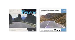 Tacx simulatievideo's voor fietstrainers