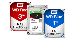 Hard drives for NAS