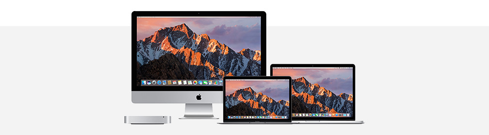 macOS banner