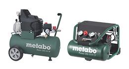 Metabo compressors