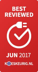 best reviewed kieskeurig juni 2017