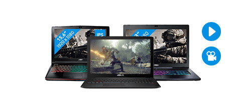 laptop processor gaming