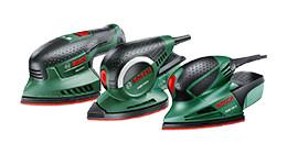 Bosch delta sanders