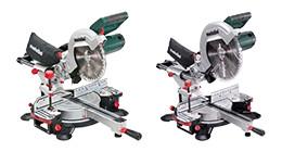 Metabo radial arm saws