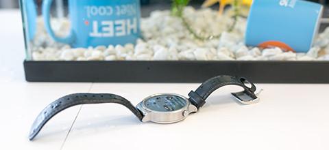 Fitbit Alta: subtiel design