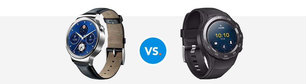 vergelijk huawei watch