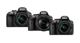 Nikon spiegelreflexcamera's