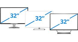 32 inch monitoren