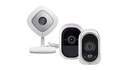 Netgear IP camera's