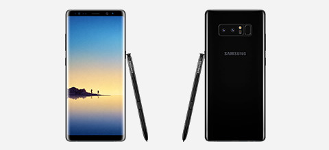 Wat is er bijzonder aan de Samsung Galaxy Note 8?