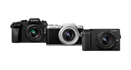 Panasonic digital cameras CSC