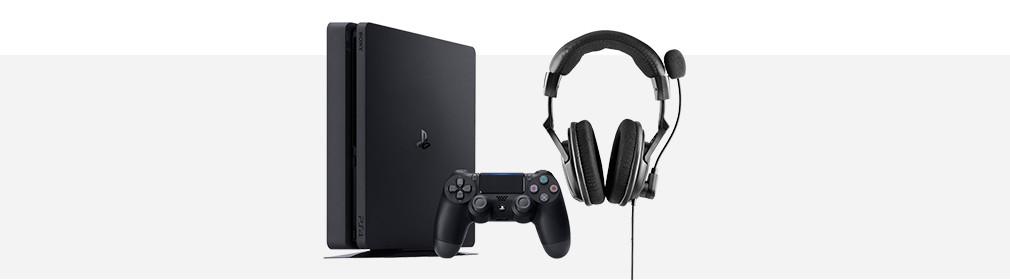 Header ps 4 headset