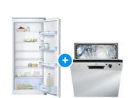 Inbouw koelkast & vaatwasser