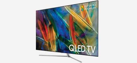 Alles over Samsung QLED televisies