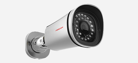 ip-camera met nachtzicht