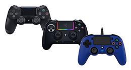 Controllers voor PlayStation 4