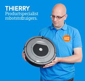 Product specialist bij Robotstofzuigerstore.nl