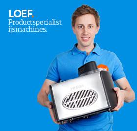 Product specialist bij IJsmachineshop.nl