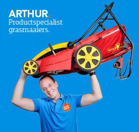 Product specialist bij Grasmaaierstore.nl