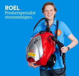 Product specialist bij Stoomreinigercenter.nl