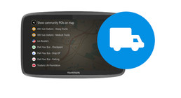 Trucknavigatiesystemen