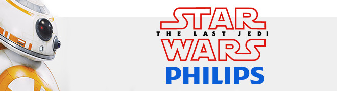 Philips Star Wars shavers