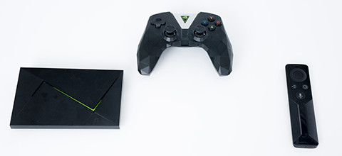 Unboxing Nvidia Shield