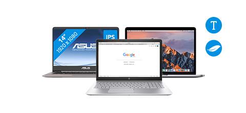 laptop processor onderweg