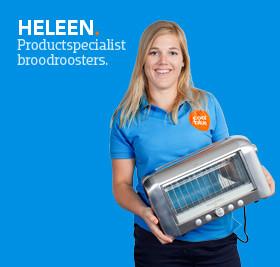 Product specialist bij Broodroostercenter.nl