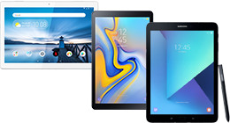 Tablets with 4G connectivity